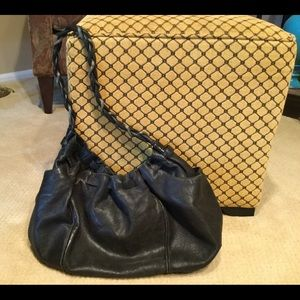 Black Botkier leather shoulder  handbag